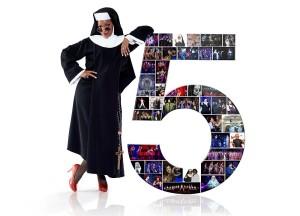 5. Geburtstag SISTER ACT