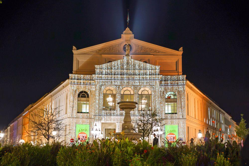 Gärtnerplatztheater Neueröffnung