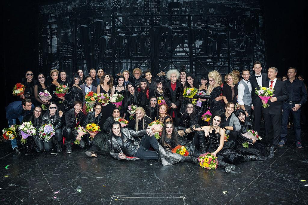 bal vampirov - tanz der vampire jetzt in moskau - musical1, Einladung