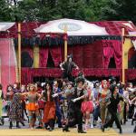 Ganz großer Zirkus in Tecklenburg – CATS begeistert