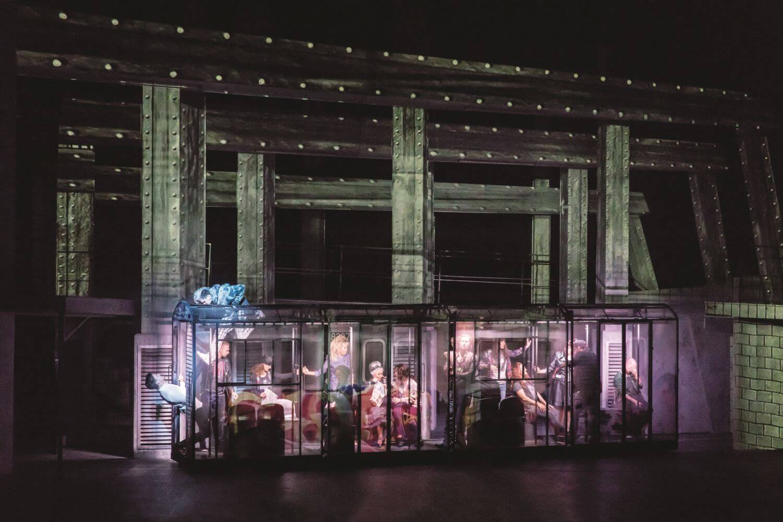 GHOST Musical Stuttgart Szenenbild 8
