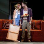 GHOST: Molly (Roberta Valentini) und Sam (Riccardo Greco)