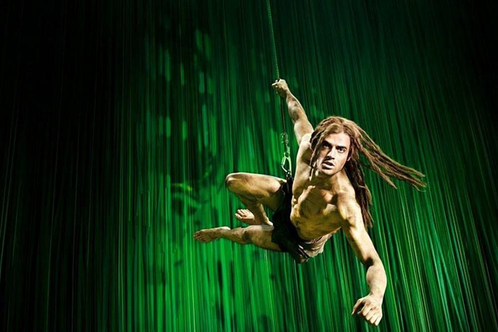 Gian Marco Schiaretti als Tarzan