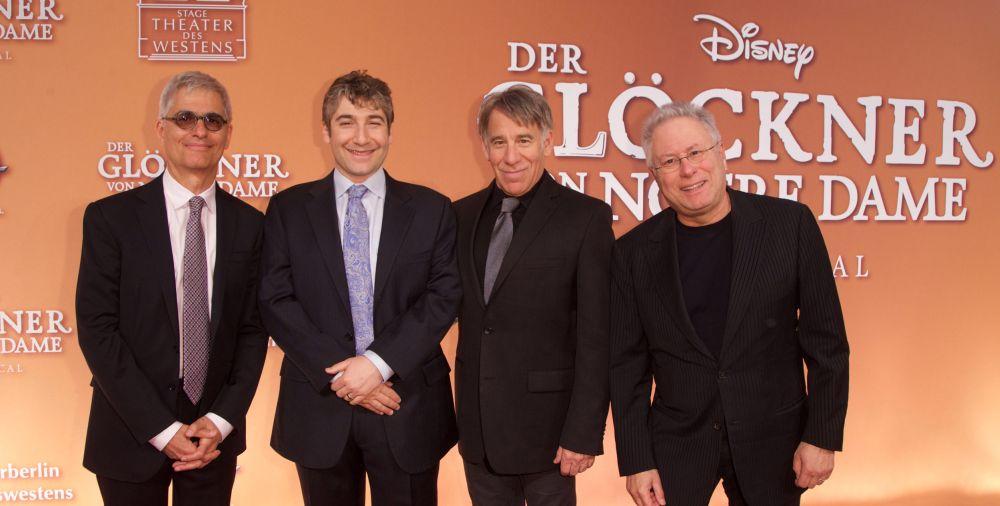 Peter Parnell, Scott Schwartz, Alan Menken, Stephen Schwartz
