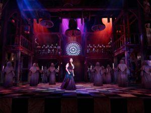 Esmeralda in der Kathedrale