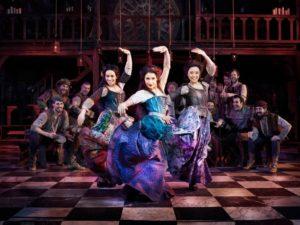 Esmeraldas Tanz
