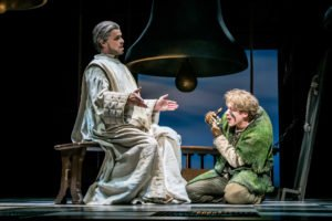Frollo und Quasimodo