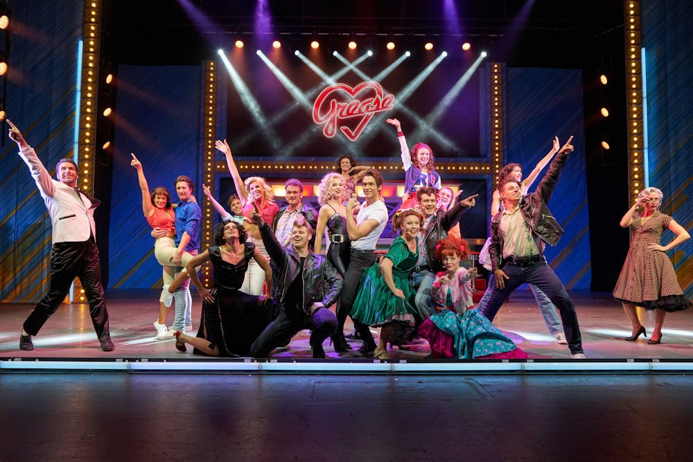 Grease Tour 2017/2018