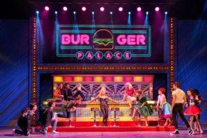 Grease Tour Burger Palace