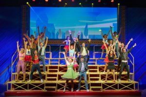 Grease Tour High School