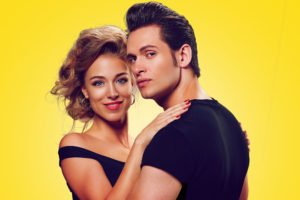 Grease Sandy und Dany