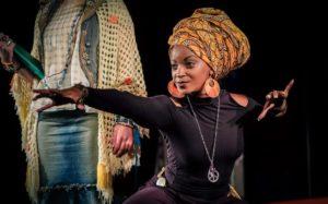 Zodwa Selele als Sheila