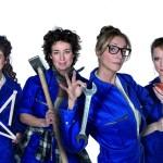 HAMMERFRAUEN – prominent besetztes Musical in Berlin