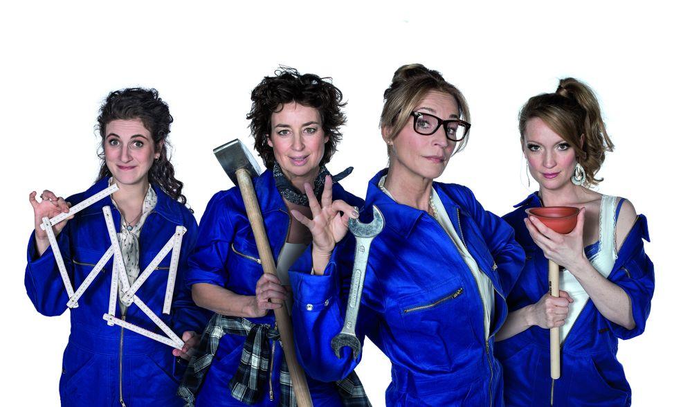 Hammerfrauen Gruppenfoto