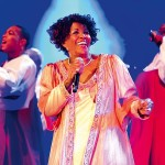 The Harlem Gospel Singers auf Tour