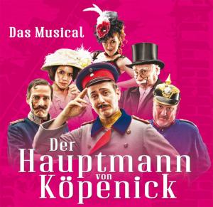 Hauptmann von Köpenick Logo