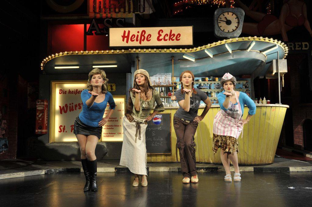 Heisse Ecke - Schmidts Tivoli