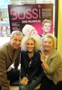 Thomas Hermanns, Sabrina Weckerlin, Veronika von Quast