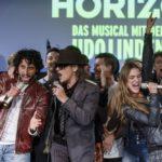 Hinterm Horizont: Udo Lindenberg und Hauptdarsteller