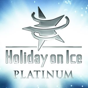 Holiday on Ice Platinum Logo