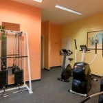 Holiday Inn Essen City Center Gym