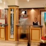 Holiday Inn Essen City Center Lobby