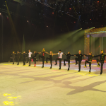 Holiday on Ice Passion Proben