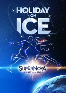 Holiday on Ice Supernova Logo