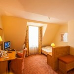 Conrad-Hotel de Ville München Zimmer