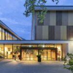 Hotel Franz Essen Außenansicht