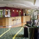 Mercure Hotel Dortmund City Lobby