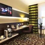 Hotel Metropol München Zimmer2