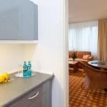 Hotel Prinz Eugen Dresden Küche