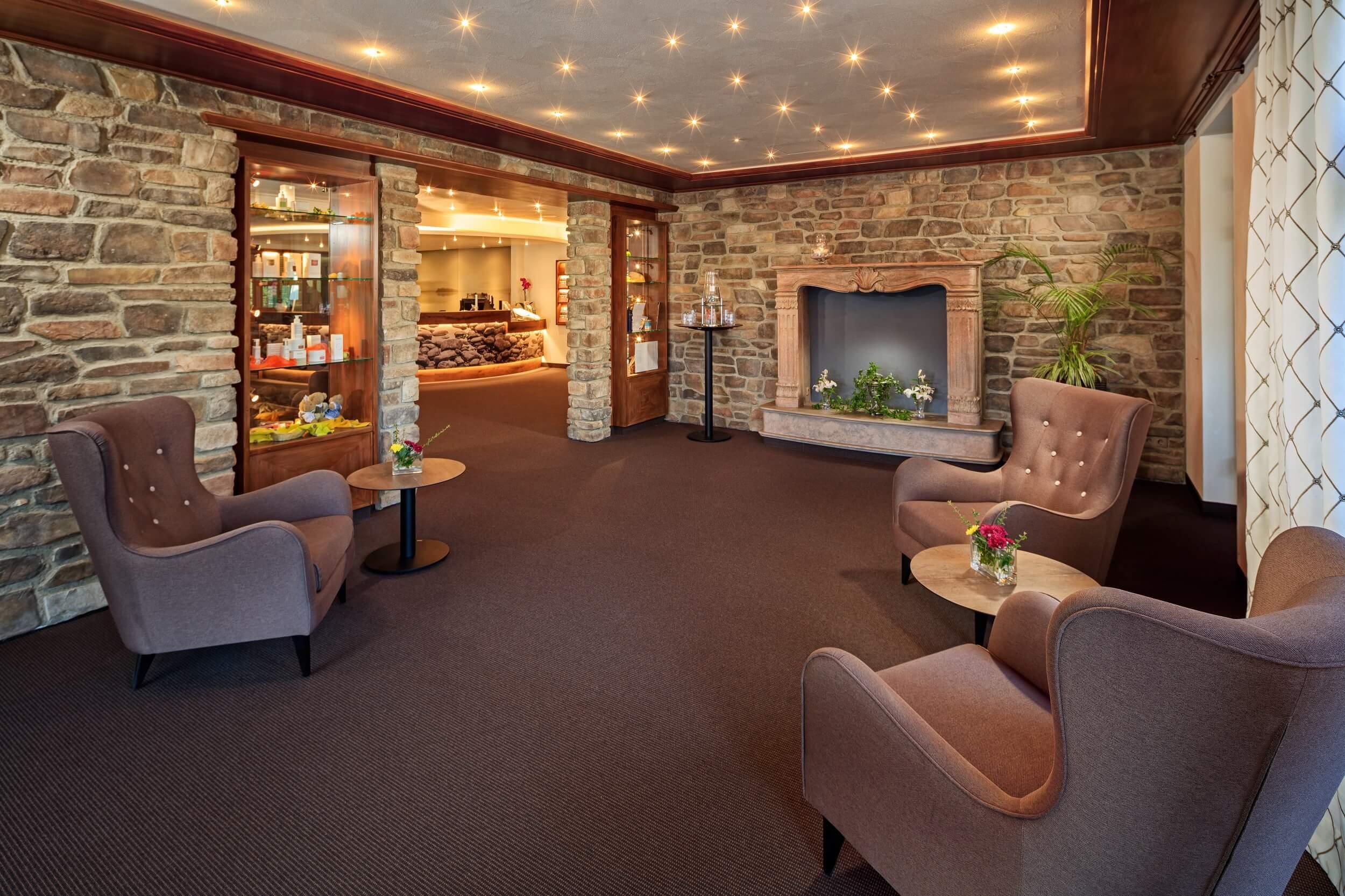 Urlaub- und Wellness-Hotel Sommer Füssen Lobby
