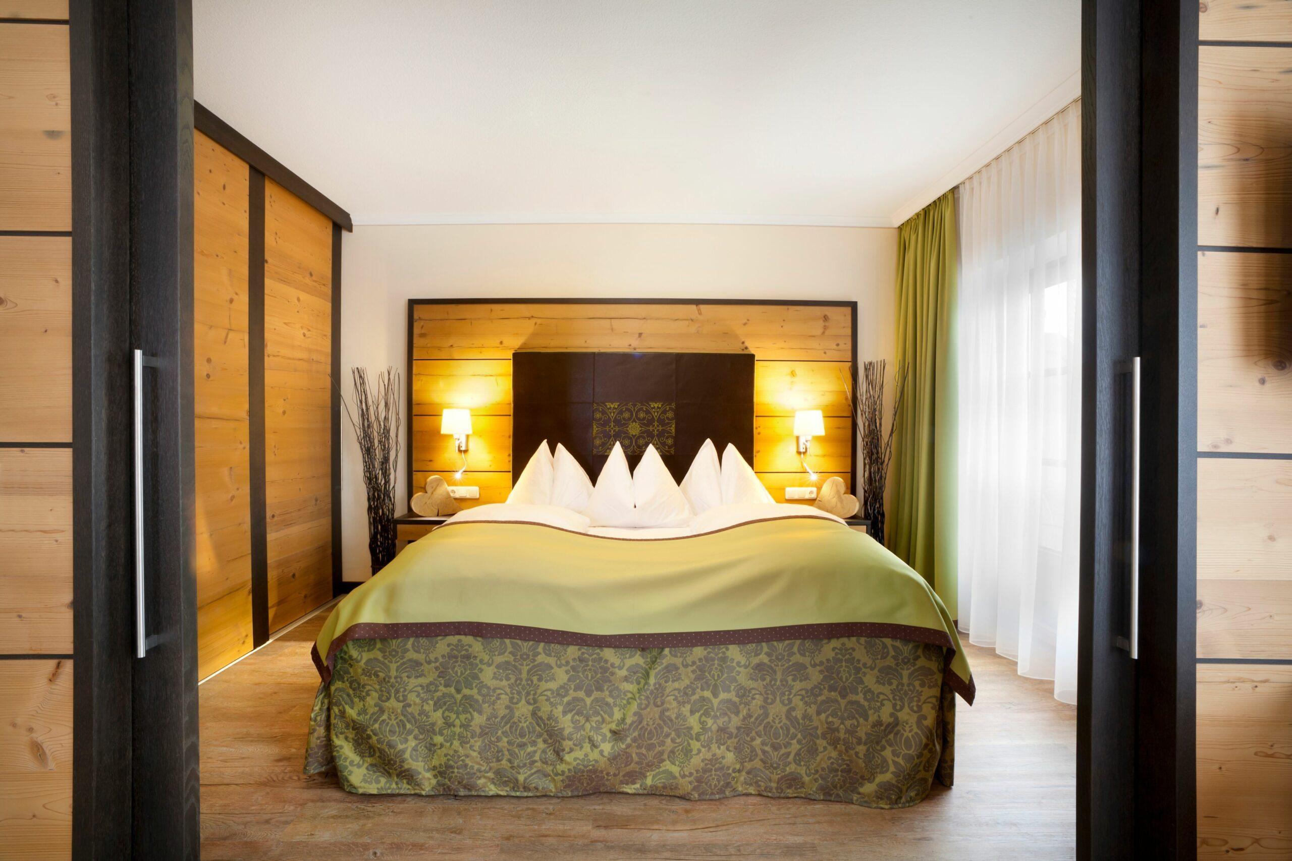 Urlaub- und Wellness-Hotel Sommer Füssen Suite