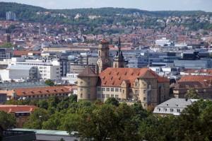 Stuttgart Stadtansicht Altes SchlossA