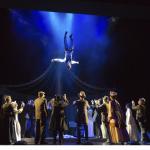 Erfolgreiche Uraufführung von DER GROSSE HOUDINI