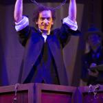 Houdinis Handschellentrick