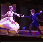 Houdini und Bess beim Tanz