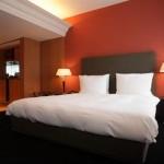 Hotel Madison Hamburg Bett