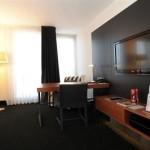 Hotel Madison Hamburg Zimmer