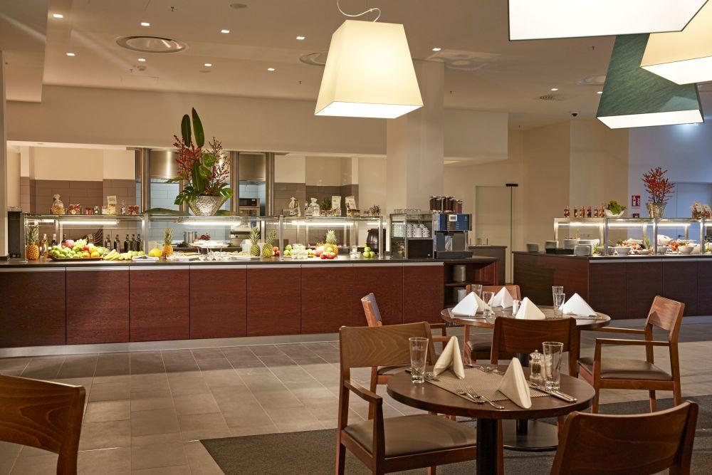 Hyperion Hotel Hamburg Buffet