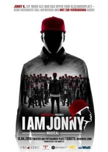 I am Johnny Plakat