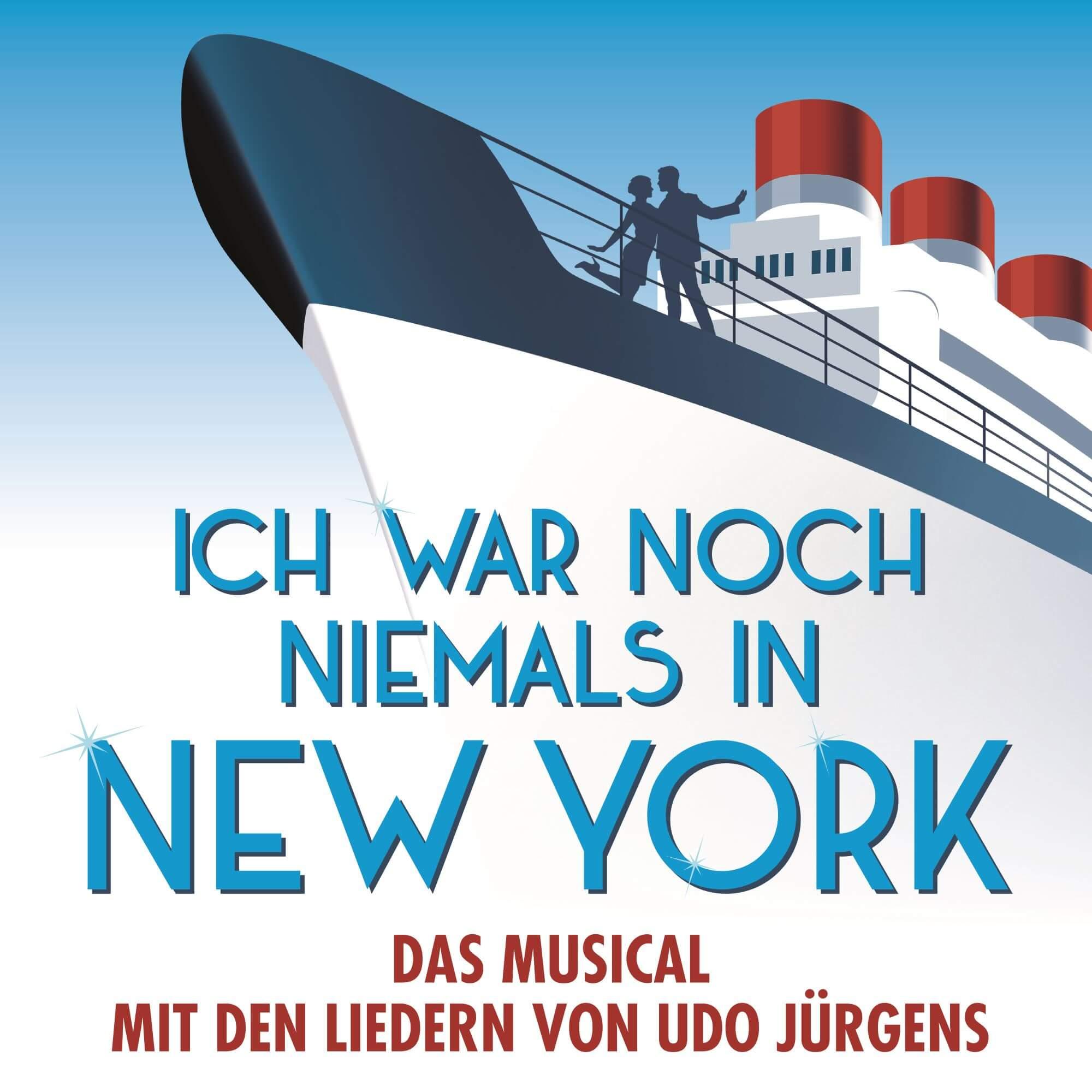 ICH WAR NOCH NIEMALS IN NEW YORK Musical Logo