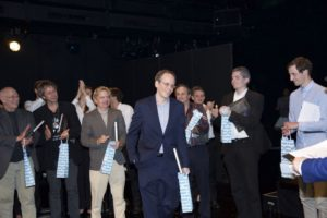 Ilann M. Maazel, Jury-Preis