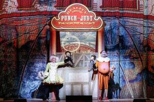 Die Punch und Judy Reality Show