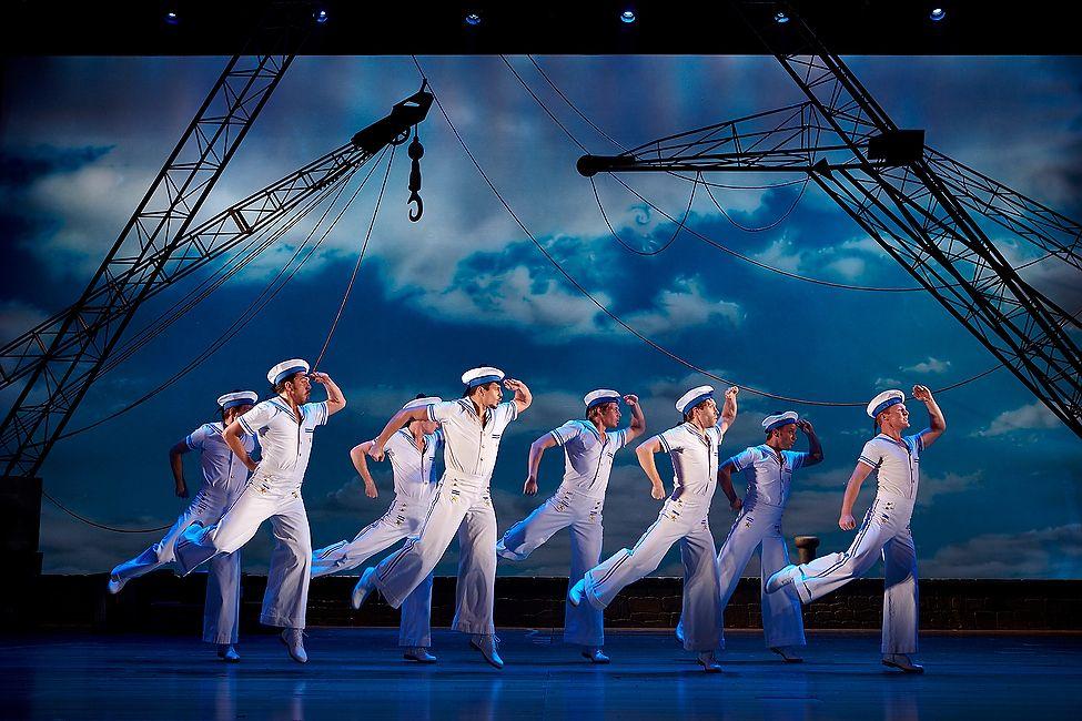 Ich War Noch Niemals In New York Musical Musical1
