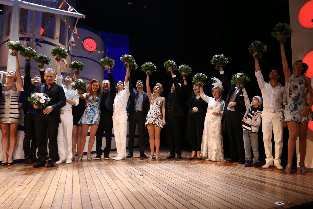 IWNNINY Premiere im Stage Theater des Westens