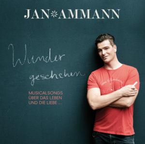 Cover Jan Ammann Wunder geschehen