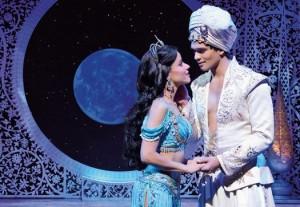Jasmin und Aladdin